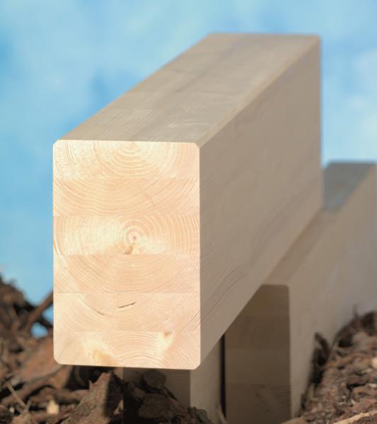 Brettschichtholz Weißtanne