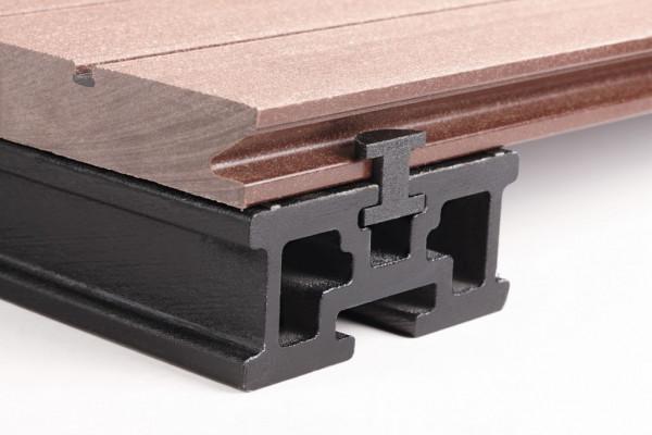 Terrafina Unterkonstruktion schwarz