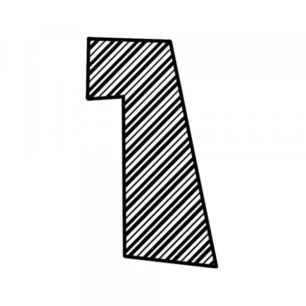 Profilfalzleiste Nr. 3, MANSONIA