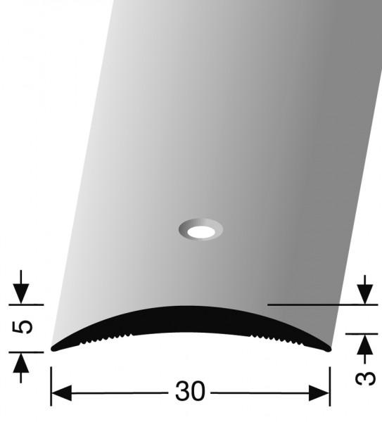 Übergangsprofl silber PF 460, 270 cm