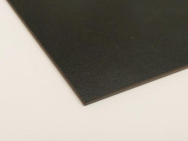 MEG-Vollkernplatten Nero/schwarz