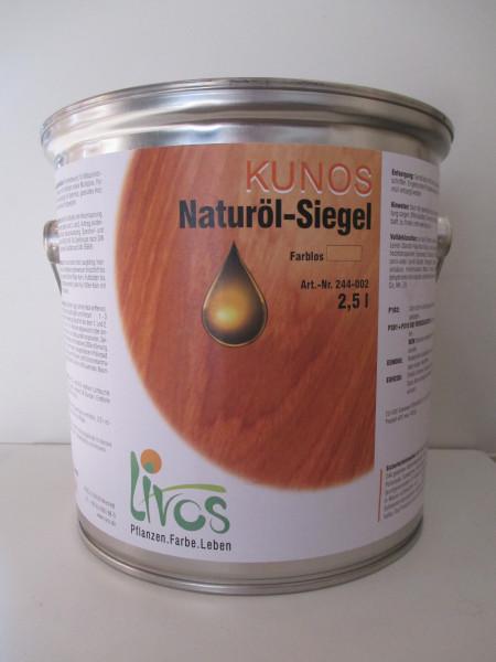 Livos-Kunos-Naturölsiegel farblos 2,5l