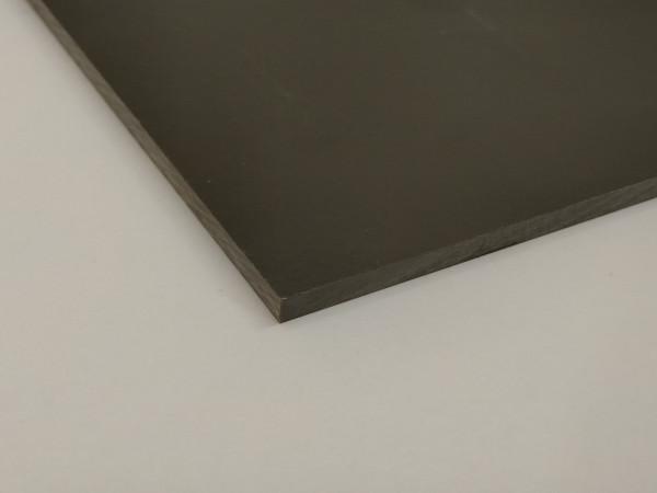 HPL-Vollkernplatten dunkelgrau